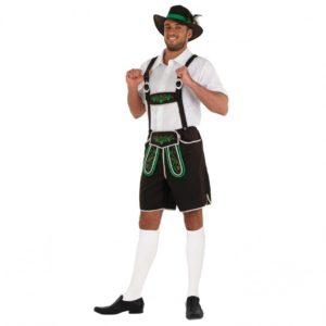 Men's Lederhosen Costume