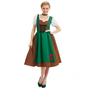 Women's Dirndl Costume