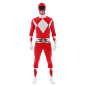 Red Power Ranger Morphsuit