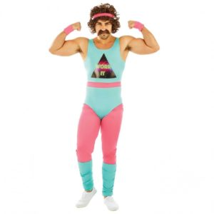 80s Fitness Instructor Costume