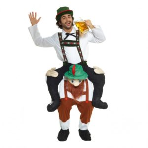 Bearded Bavarian Piggyback